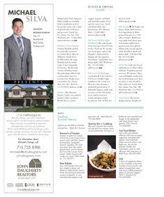 Del Frisco's Grille in Houston Modern Luxury's Food & Drink Guide #RestaurantIssue #DFGrille