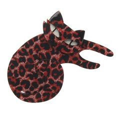 Curling Cassandra Brooch We believe you Cassandra no matter how outlandish some of your claims. Curl right up and tell us more. Accessories Store, Fashion Accessories, Tailor Shop, Pin Up Dresses, Pin Up Style, Cat Design, Crazy Cats, Vintage Shops, Curls