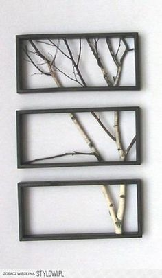 23 Creative Craft Ideas How To Use Tree Branch - Pelfind