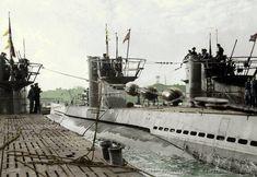 Подводные хищники -2. Стальные гробы. ( 63 фото ) 1780819_579548388788919_587840379_n.jpg