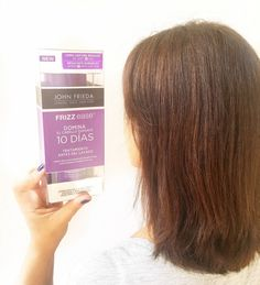 Tratamiento capilar anti encrespamiento Frizz ease 10 Day Tamer John Frieda