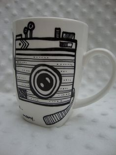 Photographer's Coffee Mug by ABlueSwallow on Etsy