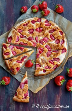 Fika, Dessert Recipes, Desserts, Vegetable Pizza, Great Recipes, Foodies, Recipies, Brunch, Treats