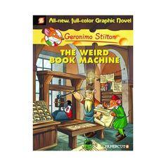 Geronimo Stilton - The weird book machine