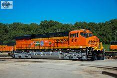 Morning Sun, Early Morning, Bnsf Railway, Burlington Northern, Electric Train, Train Engines, September 22, Train Tracks, Paint Shop
