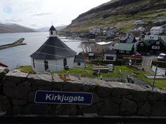 Church. Faroe Islands.
