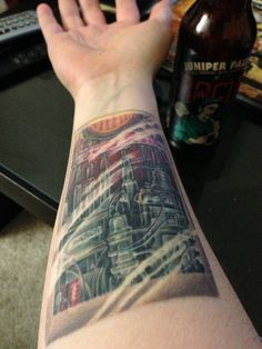 star wars tattoos | Star Wars tattoo | Flickr - Photo Sharing!