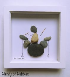 Pebble Art Rock and Roll £17.00