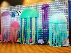 under the sea dance themes | under the sea /// #eventures #backdrop #tropical…