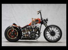Dozer Hugger Aras Bike