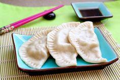 Kosher Chicken Dumplings by Cook Kosher