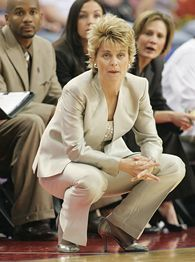 Kim Mulkey Baylor Lady Bears. What a coach! What a woman!