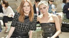 The best dressed stars at Fall'17 Haute Couture Fashion Week includes actresses Julianne Moore and Kristen Stewart! See our entire roundup of celebs who stole our hearts at the front row on ELLE.sg! - stylist @darylalexius. . . #ellesingapore #hautecouture #fall17 #chanel #stillalice  via ELLE SINGAPORE MAGAZINE OFFICIAL INSTAGRAM - Fashion Campaigns  Haute Couture  Advertising  Editorial Photography  Magazine Cover Designs  Supermodels  Runway Models
