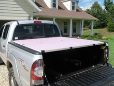 Homemade Truck Bed Cover Plans Board Truck Bed Covers
