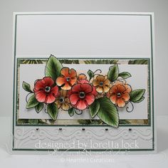 K&Company Botanical Flower Layered Accents - Google Search