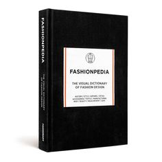 7c9f036f55 A visual fashion dictionary with extensive information and easy-to-read  layout in a