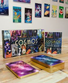 COSMOS TAROT- I love this