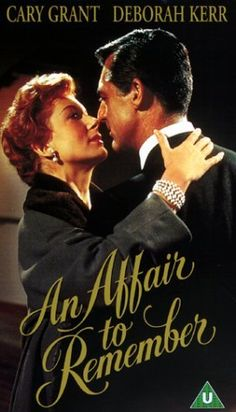 Love old movies...comfort for the soul. An Affair to Remember is a 1957 film starring Cary Grant, Deborah Kerr, Richard Denning and Cathleen Nesbitt as Grsndmother Janou and directed by Leo McCarey. It was distributed by 20th Century Fox. The film is considered one of the most romantic of all time, according to the American Film Institute. Wikipedia. No one could replace Cary Grant.  Or, Deborah Kerr.