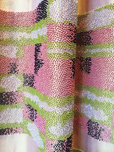 Peter Marino Burnishes the Bulgari Legend in London Retail Interior Design, Interior Design Magazine, Silk Curtains, Drapery, Pastel Pattern, Custom Sofa, Floor Patterns, Fabulous Fabrics, Texture Design