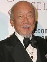 Pat Morita  d. November 24, 2005 (RIP) I enjoyed in comedies and films like the Karate Kid.