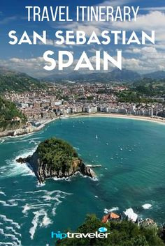 Guide to things to see and do in San Sebastian, Spain: San Sebastián is serious about food! || HipTraveler