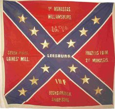 north virginia battle flag
