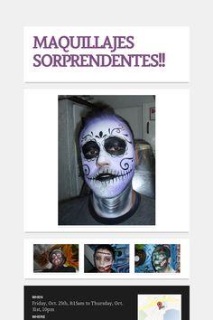 MAQUILLAJES SORPRENDENTES!!