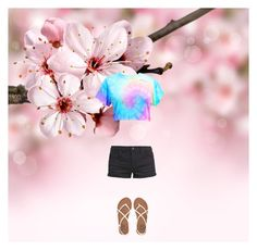 """rose"" by meanbarbie ❤ liked on Polyvore featuring TWINTIP and Billabong"