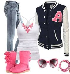Id like this but with converse and not pink uggs http://www.lrpvcgi.com   $89.99  cheap ugg boots, ugg shoes 2015, fashion winter shoes