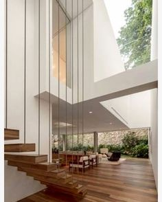 """Architecture by Arthur Casas. #Arquitetura #architecture #archidaily #cool #contemporary #decor #design #decoration #decorating #home #instadecor…"""