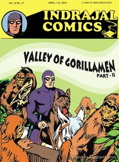 Indrajal Comics, Phantom Comics, Comic Covers, Book Covers, Comics Kingdom, Story Titles, Inspirational Prayers, Reading Stories, Indiana Jones