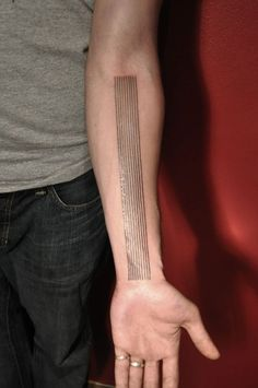 Simple Yet Strong Line Tattoo Designs (1)