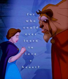 beauty and the beast ♦