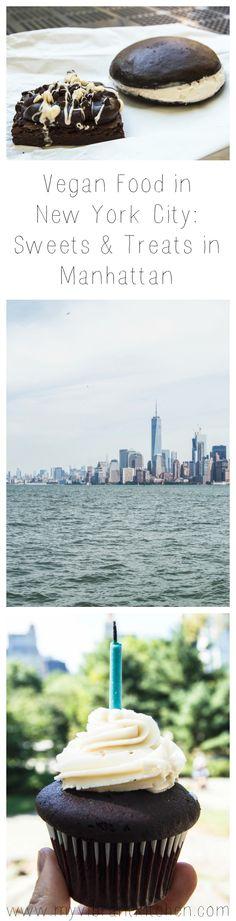 My Vibrant Kitchen | Vegan Food in New York City: Sweets & Treats in Manhattan | myvibrantkitchen.com