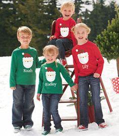 Cute Christmas shirts.