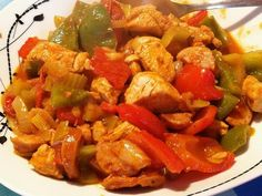 Low Carb Diet, Kung Pao Chicken, Diet Recipes, Pork, Sweet, Ethnic Recipes, Instagram, Fitness, Pork Roulade