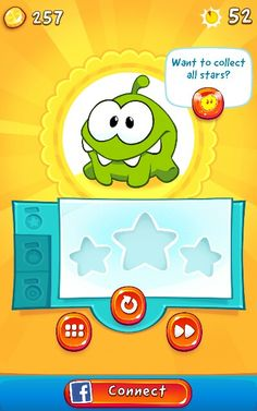 Cut the rope - Win