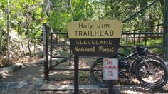 5. Holy Jim Falls -- Cleveland National Forest