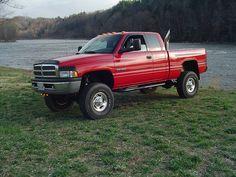 Dodge Ram Cummins at New River in Fries, VA | Flickr - Photo Sharing!