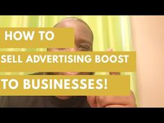 How to sell Advertising Boost to Businesses? They are people with needs and desires. Just show how Advertisin. Youtube Advertising, Build Your Brand, Video Editing, Brand You, Content Marketing, Awesome, Amazing, Competitor Analysis, Business