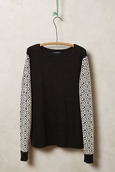 Muto Contrast Pullover - anthropologie.com