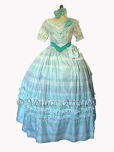 1800 Dress Costume