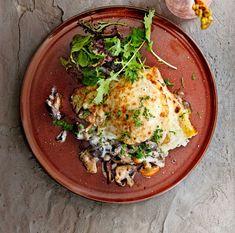 Going Vegetarian, Vegan Vegetarian, Vegetarian Recipes, Oven, Dinner, Ethnic Recipes, Pancakes, Mushrooms, Dining