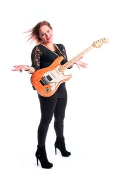 Eliana Cargnelutti is an Italian guitarist and vocalist, perhaps primed for a breakout on the American scene. Her academic background is actually in jazz guitar, but boy does she know how to sing the blues
