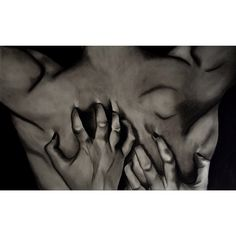The claws come out at night! Charcoal and pencil drawing #renisoaresart