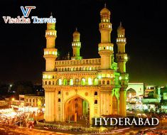 Not just sight seeing, Hyderabad is a paradise for the foodies as well – what with the famed Hyderabadi biryani. You can also, visit the beautiful zoo, the Snow city, Birla Temple and Planetarium, Charminar and more by visakhatravels.com.