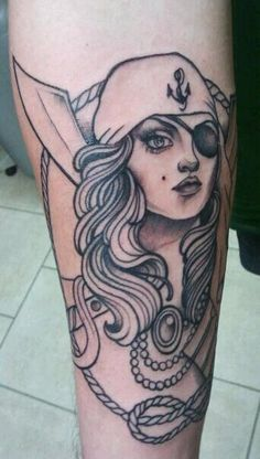 Tattoo by Steffi Boecker at Straight Ink in Brandenburg, Germany. *****
