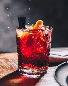 After work Negroni 😎 Restaurant, Shot Glass, Cocktails, After, Instagram, Tableware, Design, Inspiration, Pictures