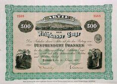 Leihkasse Enge, Zürich - 1900 Banks, Stocks And Bonds, Savings Bank, Switzerland, Ebay, Safe Room