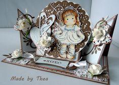 De Scrapcard Blog van Thea (Krea 'Teja'): Dutch Magnolia Challenge 29....